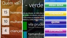 Dicas de aplicativos NACIONAIS da primeira semana do mês de novembro 2011