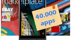 Marketplace atinge a marca de 40.000 aplicativos disponíveis para o Windows Phone