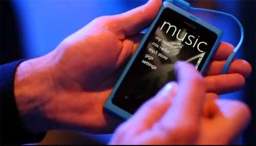nokia music windows phone