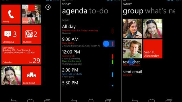 simulador windows phone android e iphone ios