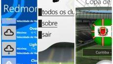 Dicas de aplicativos NACIONAIS para o Windows Phone da terceira semana de dezembro de 2011