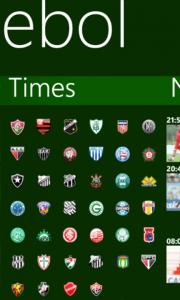 noticias de futebol windows phone app