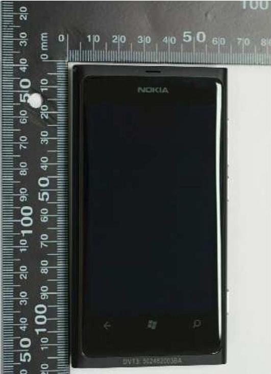 Nokia Lumia 800 homologados pela ANATEL aparelho
