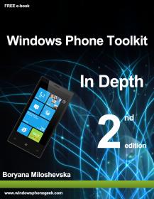Windows Phone ebook In depth