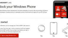 Ferramenta ChevronWP7  usada para desbloquear Windows Phones pode deixar de oferecer o serviço