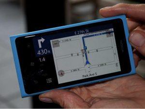 nokia drive windows phone