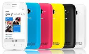 nokia lumia 710 colorido