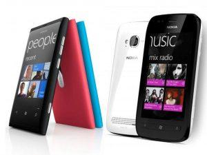 Lumia 800 e 710 - Primeiros modelos da Nokia com Windows Phone