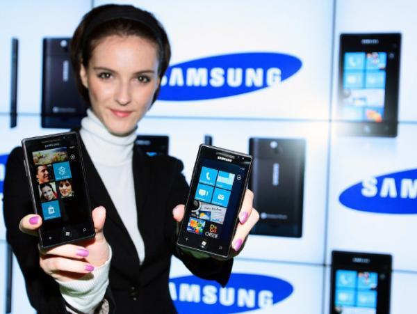 Samsung Windows Phone 8 Apollo