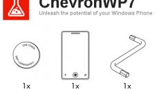 O ChevronWP7 Labs está de volta e já está vendendo novos códigos de desbloqueio para o WP7