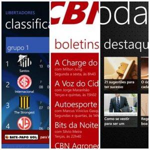 dicas de app ultima semana de maio 2012
