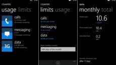 Aplicativo Contadores para os Lumias recebe uma excelente atualização