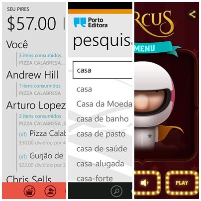 dicas de app primeira semana de julho 2012