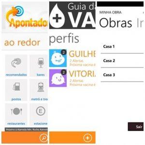 dicas de app ultima semana de setembro 2012