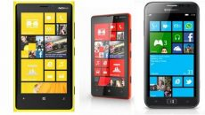 Está na dúvida sobre qual Windows Phone 8 comprar? Veja nosso comparativo completo