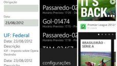 Dicas de aplicativos NACIONAIS para o Windows Phone da quarta semana de outubro de 2012
