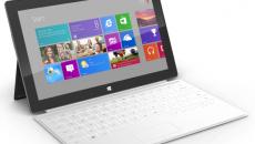 O tablet Microsoft Surface RT foi homologado pela ANATEL