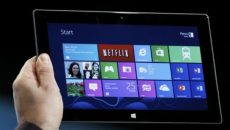 "Microsoft Surface passa pelo ""Torture Test"""