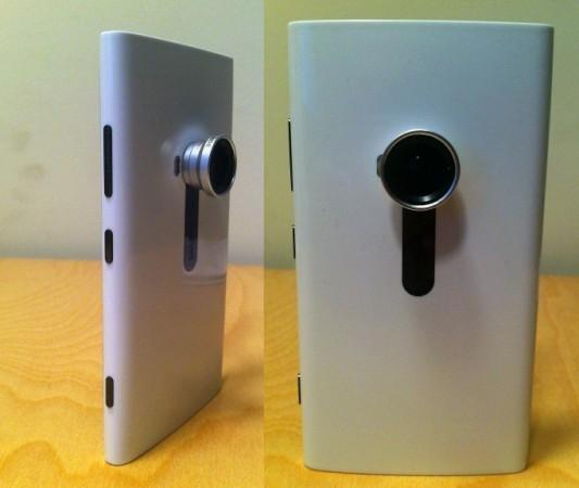 Lumia 920 provavelmente tem câmera compatível com as lentes vendidas para iPhone