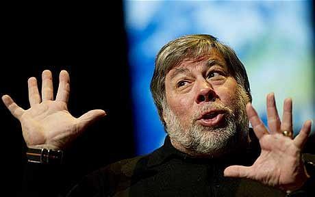 Steve Wozniak novamente aparece, agora dizendo que a Microsoft pode estar inovando mais que a Apple