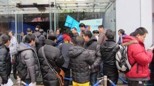 Nokia Lumia vende rapidamente na China