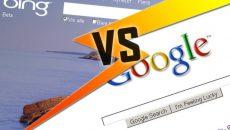 Resultado da experiência de substituir o Google pelo Bing