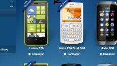 Nokia Lumia 620 já aparece no site da Nokia Brasil