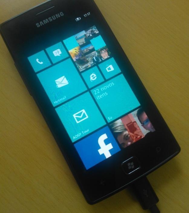 [Atualizado] Samsung Omnia W também está recebendo o Windows Phone 7.8 hoje