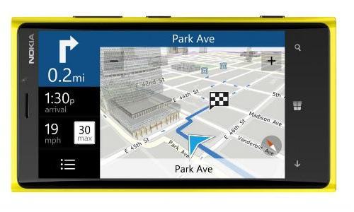 Nokia dirigir liberado para todos os windows phone 8