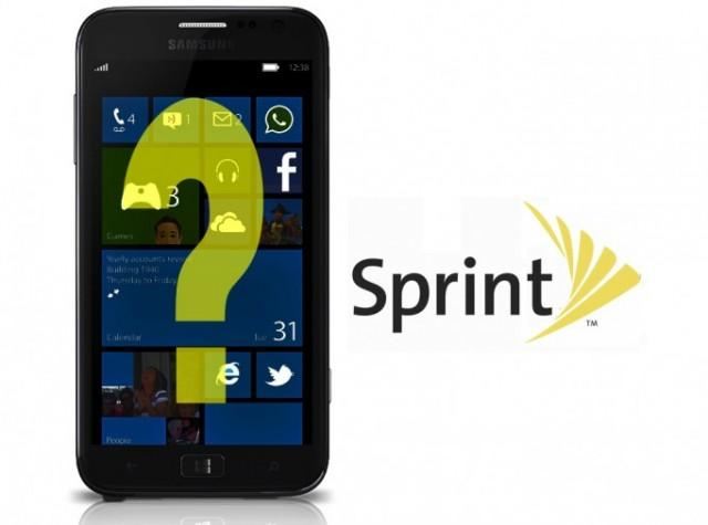 sprint novo windows phone 8 samsung htc