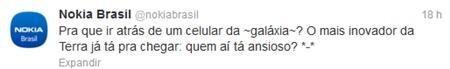 twitter nokia brasil ansioso lumia 820 e 920