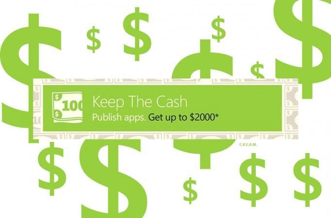 campanha ganha 100 dolares por app criado
