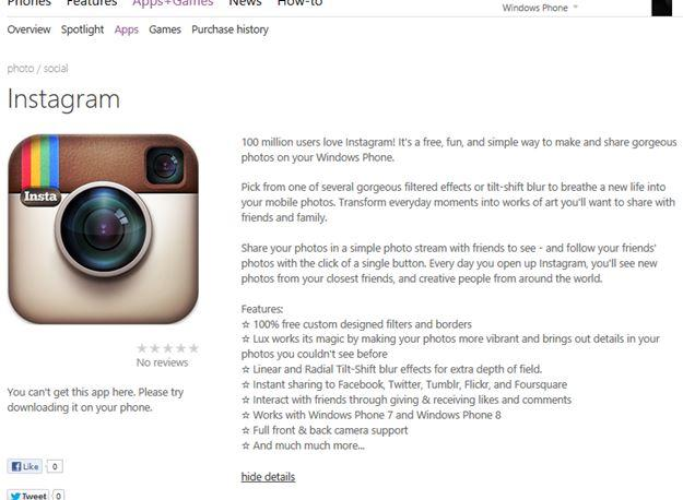 instagram-windows-phone-store