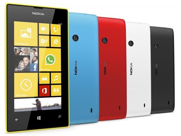 Nokia Lumia 520 MWC 2013 anunciado Windows Phone 8