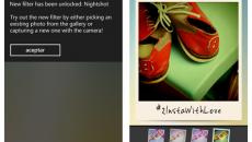 Você sabia que o aplicativo #2instaWithLove agora conta com 4 filtros?