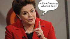 Complemento da Lei do Bem que beneficia smartphones é sancionada pela presidenta Dilma