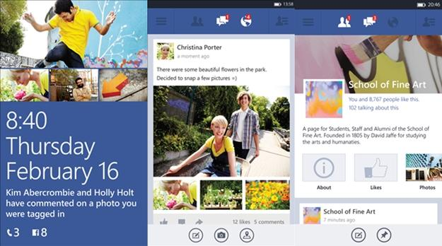 Facebook beta teste windows phone app oficial 2