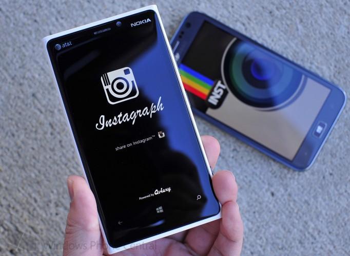 instagraph windows phone 8 instagram cliente