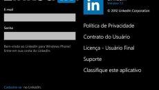 Aplicativo oficial da rede social LinkedIn agora com suporte ao nosso idioma