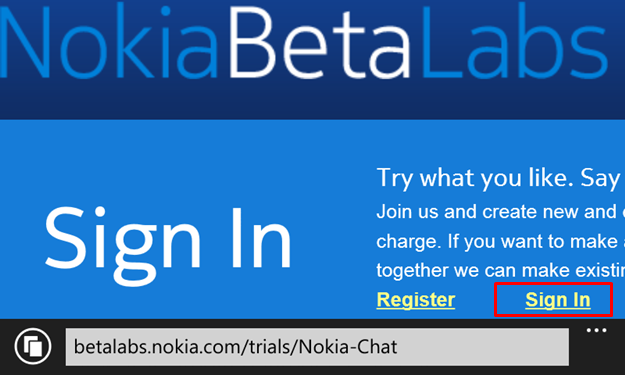 NOKIA CHAT DOWNLOAD TUTORIAL  (1)