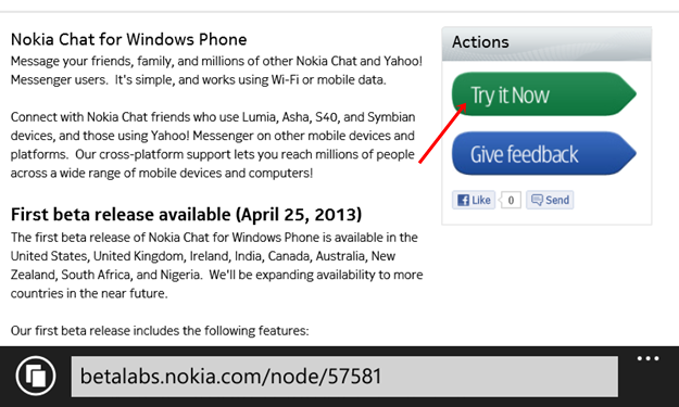 NOKIA CHAT DOWNLOAD TUTORIAL  (2)