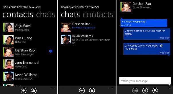 Nokia-Chat-Windows-Phone
