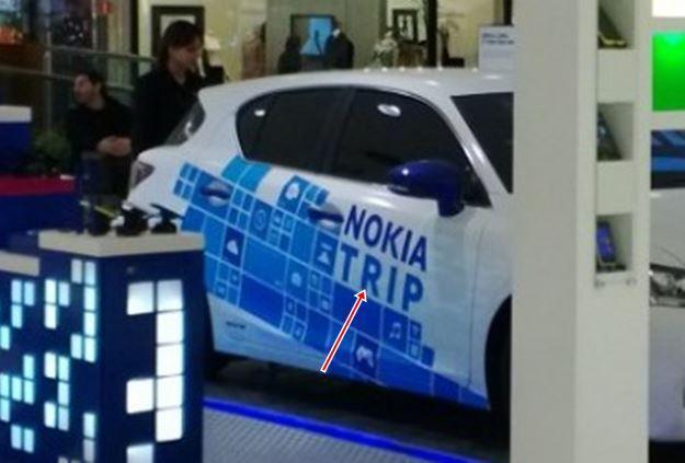 carro branco nokia trip windows phone