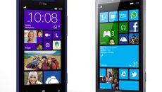 Como está a situação da Samsung e da HTC no mercado de aparelhos com Windows Phone?