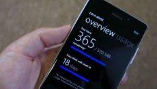 Veja como funcionará o Data Sense depois da atualização GDR2 para o Windows Phone 8