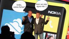 Microsoft também queria comprar a Nokia e não apenas a Huawei