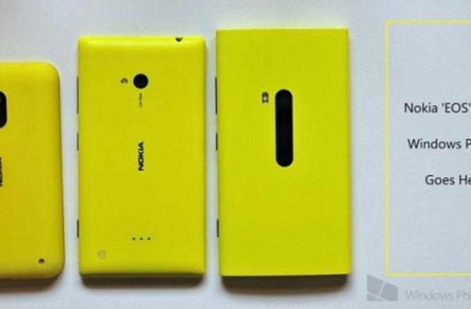 Nokia Elvis EOS windows phone 8 41mpx camera wpcentral