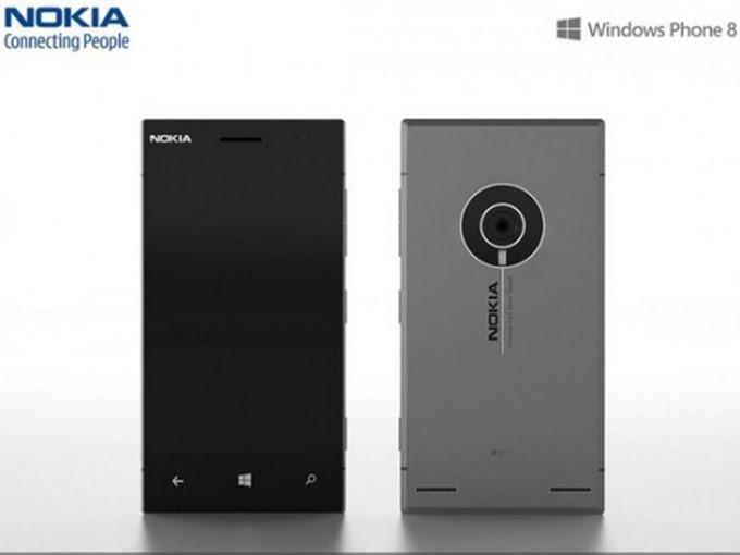 Nokia Elvis EOS windows phone 8 41mpx camera