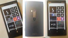 Imagem do Lumia 920 com o suposto Windows Phone Blue revela novos detalhes