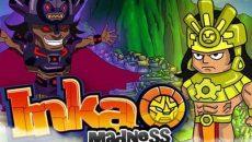 O jogo Inka Madness está de graça na loja de apps por tempo limitado